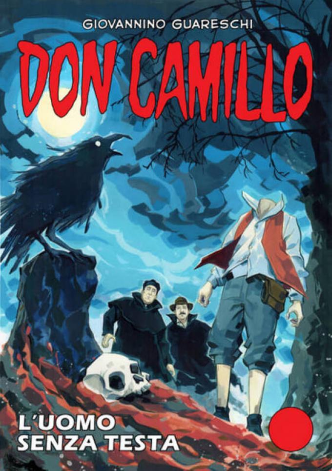Don Camillo a fumetti. Albo speciale: L'uomo senza testa