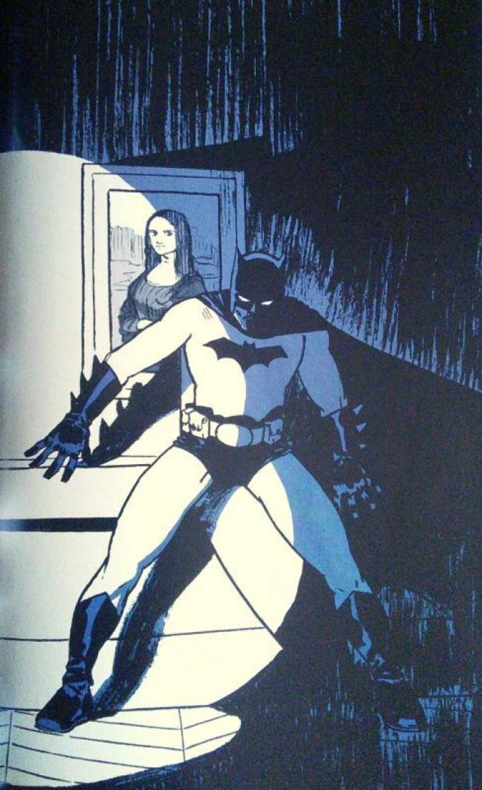 Batman - Il mondo, Parigi, Francia. Mathieu Gabella, Thierry Martin.