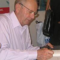 Wilbur Smith lancia un premio per la promozione del romanzo d'avventura