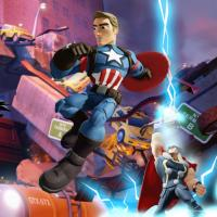 Disney Infinity 3.0, il Play Set Marvel Backgrounds