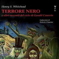 Terrore nero e altri racconti del ciclo di Gerald Canevin