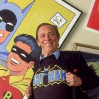 Bob Kane riceve una stella sulla Hollywood Walk of Fame