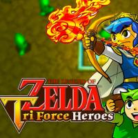 È uscito The Legend of Zelda: Tri Force Heroes