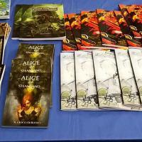 Wild Boar  edizioni a Lucca Comic and Games 2015