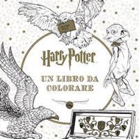 Harry Potter e Il trono di spade: i libri da colorare