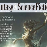 Fantasy & Science Fiction 14 è in edicola