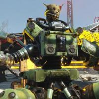 È arrivato Automatron per Fallout 4