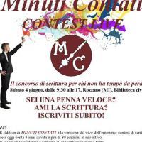 Il secondo LIVE ufficiale di Minuti Contati a Rozzano