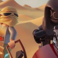 VI presentiamo Rey in LEGO Star Wars: il risveglio della Forza
