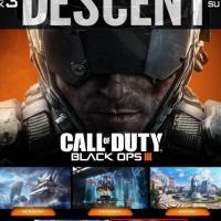 Descent il DLC di Call of Duty: Black Ops III è in arrivo su PlayStation4