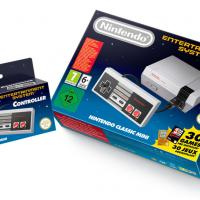 È arrivata la Nintendo Classic Mini