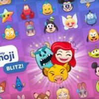 Gioca e colleziona le icone dei personaggi di Disney Emoji Blitz