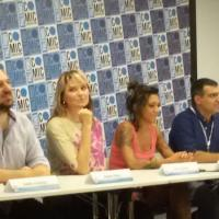 Incontro con Lucy Lawless alla Palermo Comic Convention