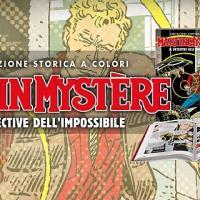Arriva la collezione storica a colori di Martin Mystère
