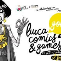 Inizia Lucca Comics and Games 2016 Gold!
