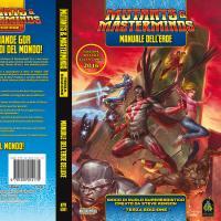 Mutants & Masterminds in anteprima a Lucca Comics & Games