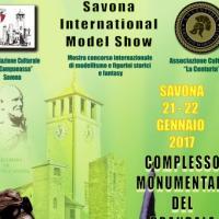 I vincitori del IX Trofeo La Centuria e la Zona Morta al Savona International Model Show 2017