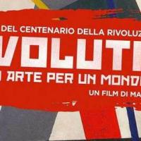 Revolution – nuova arte per un mondo nuovo al cinema solo per due giorni