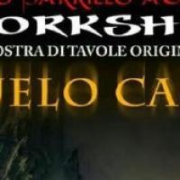 Un workshop con Ciruelo Cabral a Firenze!