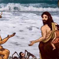 Mostri Mitologici, in libro e in app