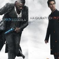 Ecco i poster dei protagonisti di La Torre Nera