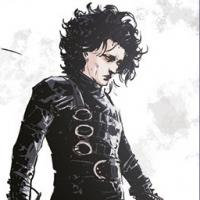 Edward Mani di Forbice a fumetti