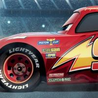 Cars 3 al cinema, introdotto da Lou