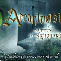 Il mondo di Harry Potter ad Arcaniversitas, l'Arcana Università di Magia e Stregoneria italiana!