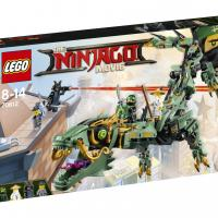 In arrivo i nuovi set LEGO Ninjago Movie