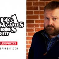 Robert Kirkman a Lucca Comics & Games