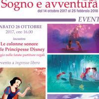 Lecolonnesonoredelle Principesse Disney al WOW di Milano