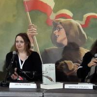 Siri Pettersen a Lucca Comics & Games