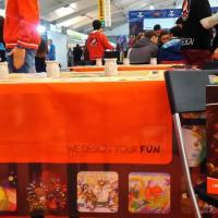 I nuovi giochi di Andrea Chiarvesio a Lucca Comics & Games 2017