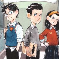 La scuola dei supereroi: Lezione di giustizia