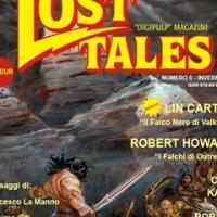 Arriva Lost Tales: il digipulp magazine dell'editore Letterelettriche