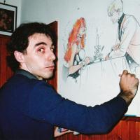 Massimo Dall'Oglio vince il Premio Giacomo Pueroni per il miglior disegnatore di fantascienza
