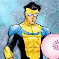 Robert Kirkman scrive la serie animata di Invincible!