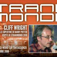 Stranimondi 2018: il workshop artistico con Cliff Wright!