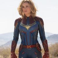Le prime immagini di Brie Larson in Captain Marvel da Entertainment Weekly