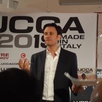 La presentazione di Lucca Comics & Games 2018