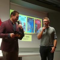 L'incontro con Mondadori seconda parte: Star Wars, graphic novel e Young Adult