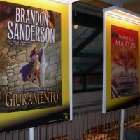L'incontro con Mondadori terza parte: George R.R. Martin, Peter V. Brett e Brandon Sanderson