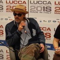 Nicholas Brendon incontra la stampa a Lucca Comics & Games 2018