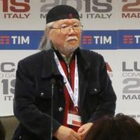 L'incontro con Leiji Matsumoto a Lucca Comics & Games