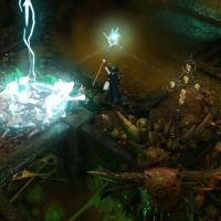 Il primo gameplay del mago Elontir di Warhammer: Chaosbane
