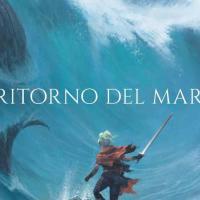 Torna in libreria Simone Laudiero con Gli eroi perduti – Il ritorno del mare