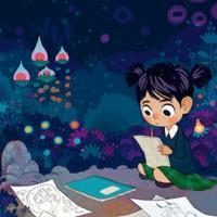 Nightlights: un fumetto per superare le paure con la forza dell'immaginazione