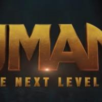Jumanji: The Next Level… il primo trailer!