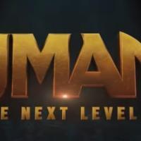 Jumanji: The Next Level… il primo trailer!