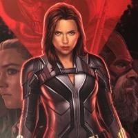 Il nuovo poster di Black Widow con Scarlett Johansson!